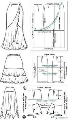 Amazing Sewing Patterns Clone Your Clothes Ideas. Enchanting Sewing Patterns Clone Your Clothes Ideas. Sewing Dress, Skirt Patterns Sewing, Sewing Clothes, Clothing Patterns, Sewing Coat, Coat Patterns, Blouse Patterns, Fashion Sewing, Diy Fashion