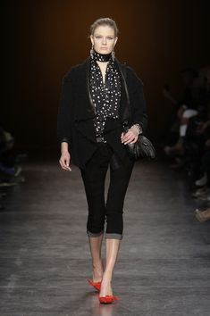 Isabel Marant at Paris Fashion Week Fall 2010 - Runway Photos