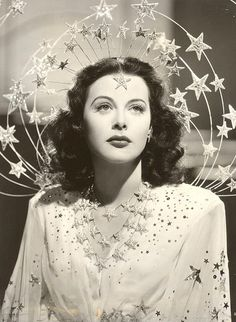 Hedy Lamarr is amazing. She's the brainy beauty who invented frequency hopping -- it helped to win WW2, and is the technology responsible for your cell phone!