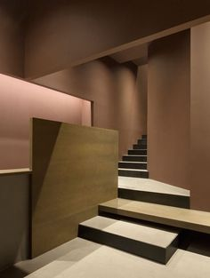 Image 2 of 17 from gallery of Rice Club - Brassa de Mar & Francesc Rifé studio. Photograph by David Zarzoso Modern Staircase, Staircase Design, Staircase Ideas, Architecture Details, Interior Architecture, Agi Architects, Interior Stairs, House Stairs, Interiores Design