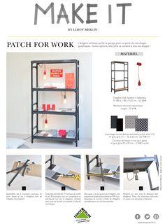 Comment customiser une étagère utilitaire ? #customiser #DIY