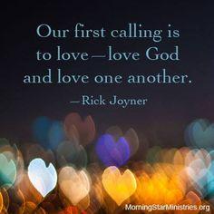 Rick Joyner is the founder of MorningStar Ministries. Visit www.MorningStarMinistries.org.
