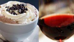 Opskrift på varm chokolade med rødvin (også kendt som gløg-dræberen). Perfekt til julehygge eller en veninde aften på sofaen.