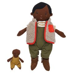 Playdate Friends Ellis washable soft doll – Manhattan Toy