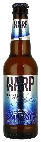Harp Lager 330ml (BB Date 04/04/16)