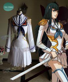 fanplusfriend - KILL la KILL Cosplay Satsuki Kiryuin Costume School Uniform Set , $180.00 (http://fan-store.net/kill-la-kill-cosplay-satsuki-kiryuin-costume-school-uniform-set)