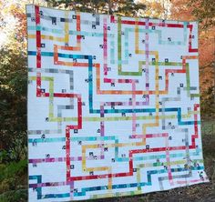 Modern quilts!