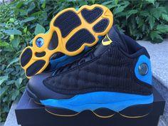 separation shoes f1cad 5a27d Air Jordan 13 CP3 Hornets - The Blaque Boutique Jordan 13, Jay, Footwear,