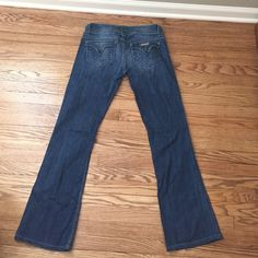 Hudson Jeans Size 28 Worn a few times. Still in great condition. Have been hemmed to 30.5 inseam Hudson Jeans Jeans