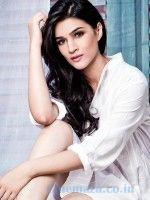 Heropanti's Lead Actress Kriti Sanon's Hot Wallpapers For Mobile & Desktops