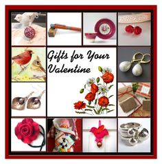 """""""Gifts for Your Valentine"""" by inspiredbyten ❤ liked on Polyvore featuring Aynsley"""
