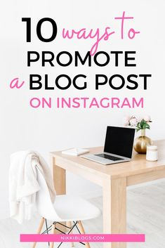 Explore 10 genius ways to promote blog posts on Instagram! With ideas for beginners and advanced bloggers, this guide to using IG to grow your blog includes everything you need to know about promoting a business on Instagram. Haven't launched your blog yet? No problem! We'll even talk about how to get users excited about your new website before it's even live! #instagram #instagramideas #bloggingforbeginners #socialmedia #bloggingtips Instagram Tips, Instagram Story, Social Media Marketing, Marketing Plan, Business Tips, Online Business, Online Entrepreneur, Blogging For Beginners, Make Money Blogging