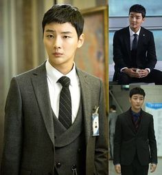 "Loved Yoon Si Yoon in ""Prime Minister and I."" One of the best Drama watched in a while."