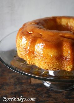 Happy Mother's Day:  Mom's Flan Cake Recipe | http://rosebakes.com/happy-mothers-day-flan-cake-recipe/
