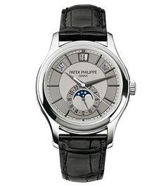 PATEK PHILIPPE SA - Komplizierte Uhren Ref. 5205G-001 Weißgold