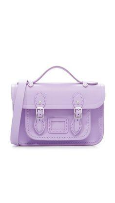 Cambridge Satchel Миниатюрная сумка-портфель