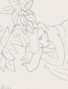 Henri matisse - drawing                                                                                                                                                                                 More