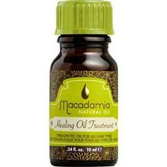 Macadamia Healing Oil Treatment is a therapeutic oil perfect for all hair types and is especially beneficial to dry, damaged hair. Benefits of the Macadamia range: -. Natural Oils, Natural Healing, Macadamia Hair Products, Macadamia Oil, Healing Oils, Hair Oil, Travel Size Products, Hair Care, Cosmetics