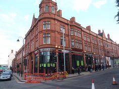 The Slade Rooms - Wolverhampton Uk Music, Wolverhampton, Ballrooms, Street View, Top, Dance Rooms, Crop Shirt, Shirts