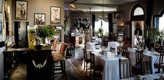 Grand Africa - Where grand-chic meets retro-romance, fit for the worldly traveller & diner.