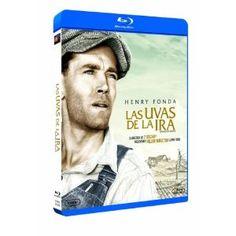 Las Uvas De La Ira [Blu-ray]: Amazon.es: Henry Fonda, Jane Darwell, John Carradine, Charley Grapewin, Dorris Bowdon, Russell Simpson, John Ford: Cine y Series TV - $14.24