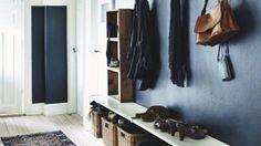 Pinterest : des entrées et couloirs avec du style