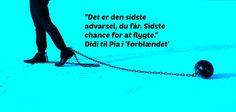 Læs mere i 'Forblændet' af Gittemie Eriksen