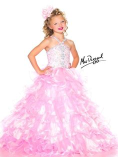 Sugar by Mac Duggal Pure Couture Prom, Dayton, OH Prom Dresses, Prom 2018 Little Girl Pageant Dresses, Girls Holiday Dresses, Baby Girl Party Dresses, Unique Prom Dresses, Dressy Dresses, Dresses For Teens, Girls Dresses, Pure Couture, Super Cute Dresses