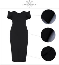 Color : Black Style : Sexy & Club Material : Polyester, Spandex Occasion : Evening Party, Nightclub ,Cocktail, Runway The post Off Shoulder Sexy Short Sleeve Bodycon Runway Party Dress appeared first on Power Day Sale.