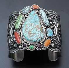 80+ Darryl Becenti ideas | turquoise
