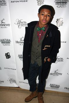 Girl Meets Fashion: Celebrity Kids: Diggy Simmons