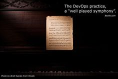 """When you are thinking of """"orchestrating your digital transformation"""" you need to have, as part of your repertoire, the DevOps practice, and when it is done properly, your delivery cycle will become a """"well played symphony"""". How To Become, Articles, Wellness, Delivery, Digital, Business, Blog, Ideas, Blogging"""