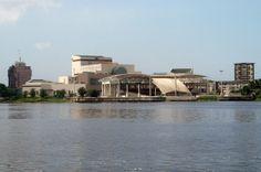 Palais de la Culture, Abidjan, Treichville