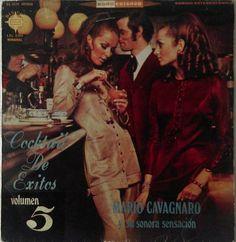 Mario Cavagnaro Y Su Sonora Sensacion - Cocktail De Exitos Vol.5 (Vinyl, LP, Album) at Discogs