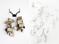 ADVENT CALENDAR INSPIRATION (via Bloglovin.com )