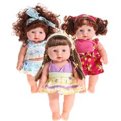 30cm Reborn Baby Doll Soft Vinyl Silicone Lifelike Newborn Baby Speaking Toy