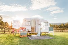Photography by Daisy & the Duke Caravan Bar, Mobile Business, Pink Vans, Mobile Bar, Wedding Props, Daisy, Duke, Photography, Photograph