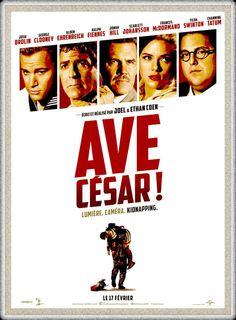 Avé César, les dessous chics du cinéma!