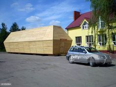 05-14 A huge coffin, fitted out as a bar, is pictured on the... #truskavets: 05-14 A huge coffin, fitted out as a bar, is… #truskavets