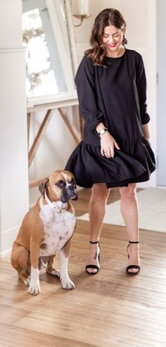 Jillian Harris, High Neck Dress, Dresses, Style, Fashion, Turtleneck Dress, Vestidos, Swag, Moda