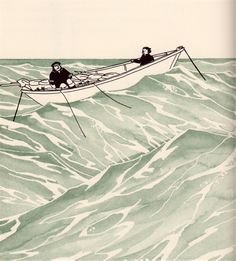 my vintage book collection (in blog form).: Dick Foote and the Shark - illustrated by Natalie Babbitt