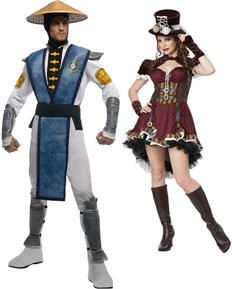 <p>If you're part of a fun group of friends heading out on Halloween night to a party, then you might want to consider dressing up as a pack in a group character Halloween costumes! Let's go over some of the top bets ideas here. Vampires are still topping the charts. …</p>