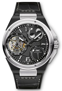 Men's IWC Ingenieur Constant-Force Tourbillon Watch IW590001