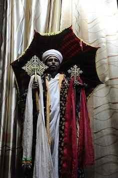 Priest - Lalabela Ethiopia. Divine. Truly, Divine.