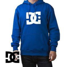 hoodie, blue, DC