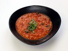 Pappa al pomodoro – Paradeissuppe mit Brot Mediterranean Recipes, Ethnic Recipes, Food, Cooking, Essen, Meals, Yemek, Eten