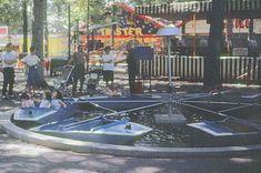 Kiddie Boatride- Olympic Park - Newark, New Jersey