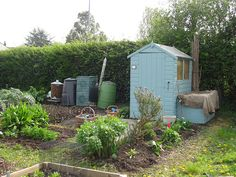 The allotment in April