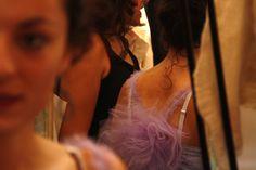 L'abito Lilla - Lilac dress #bridal #fashion #bridesmaid