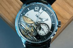 The Différentiel d'Égalité is one of the latest fruits of Greubel Forsey's Experimental Watch Technology program.
